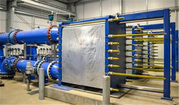 Awarded to Anchorage Water and Wastewater Utility for the Ship Creek Water Treatment Facility Heat Exchanger